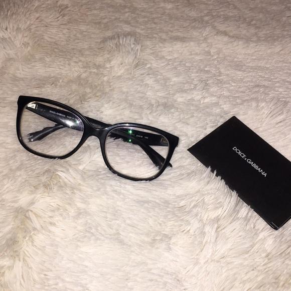 27d2001edf28 Dolce   Gabbana Accessories - Dolce   Gabbana Prescription Glasses